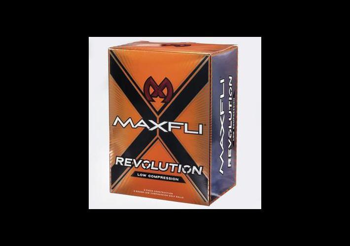 Maxfli Revolution Distance